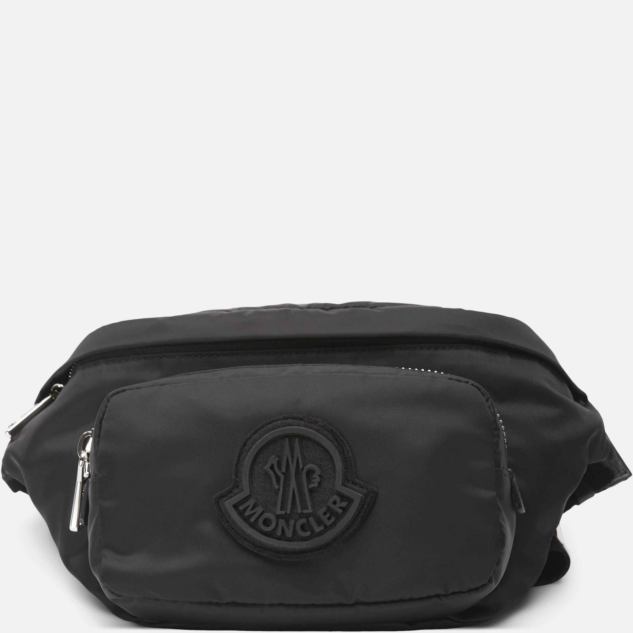 Bæltetaske  - Tasker - Sort