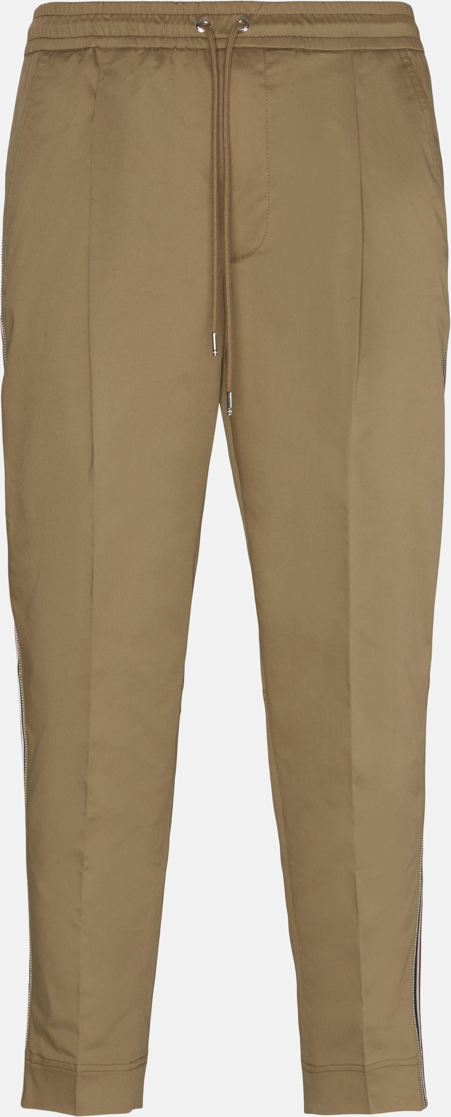 Trousers - Regular - Sand