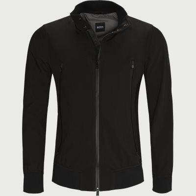 Cinaro Jacket Regular fit | Cinaro Jacket | Sort