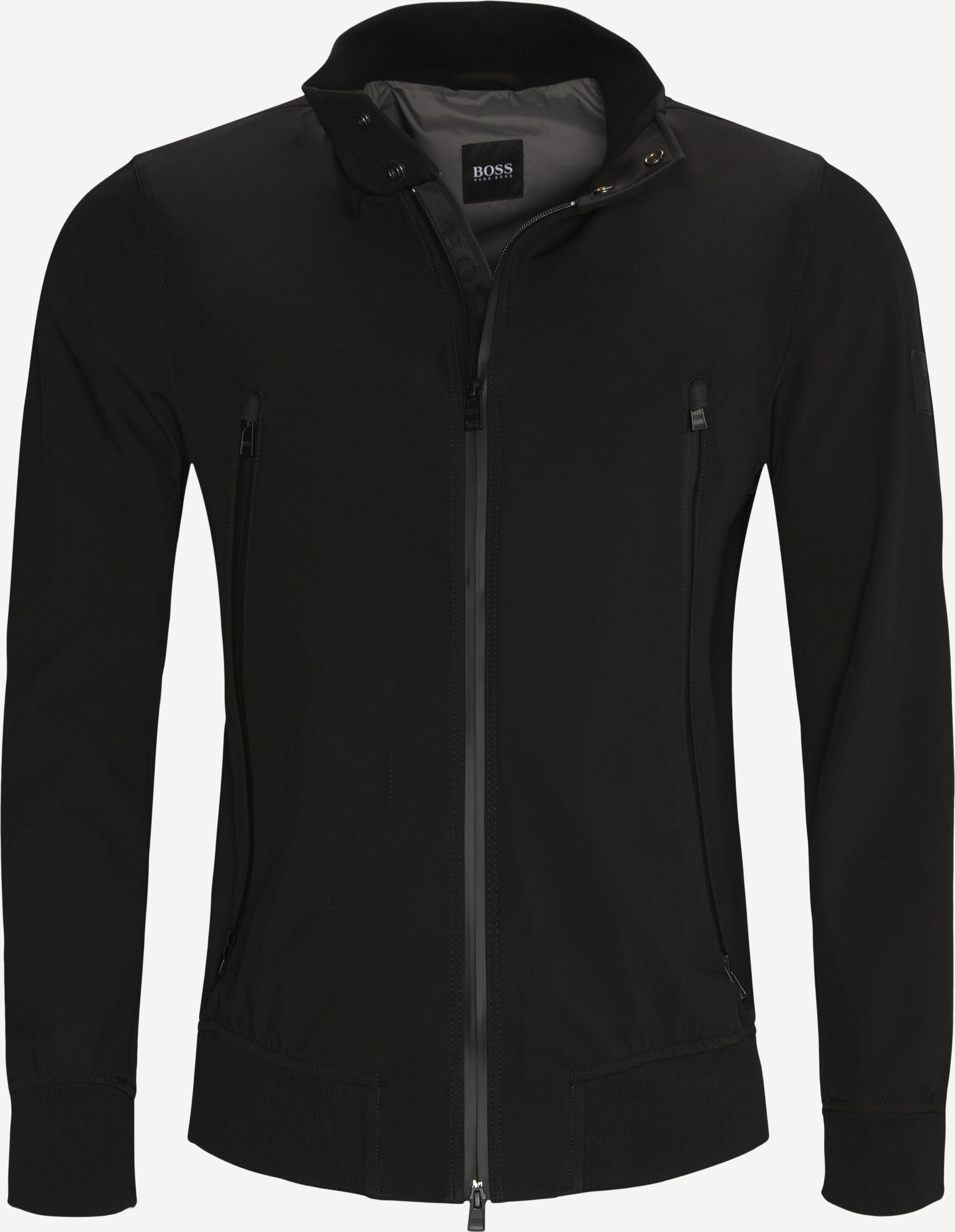 Cinaro Jacket - Jakker - Regular - Sort