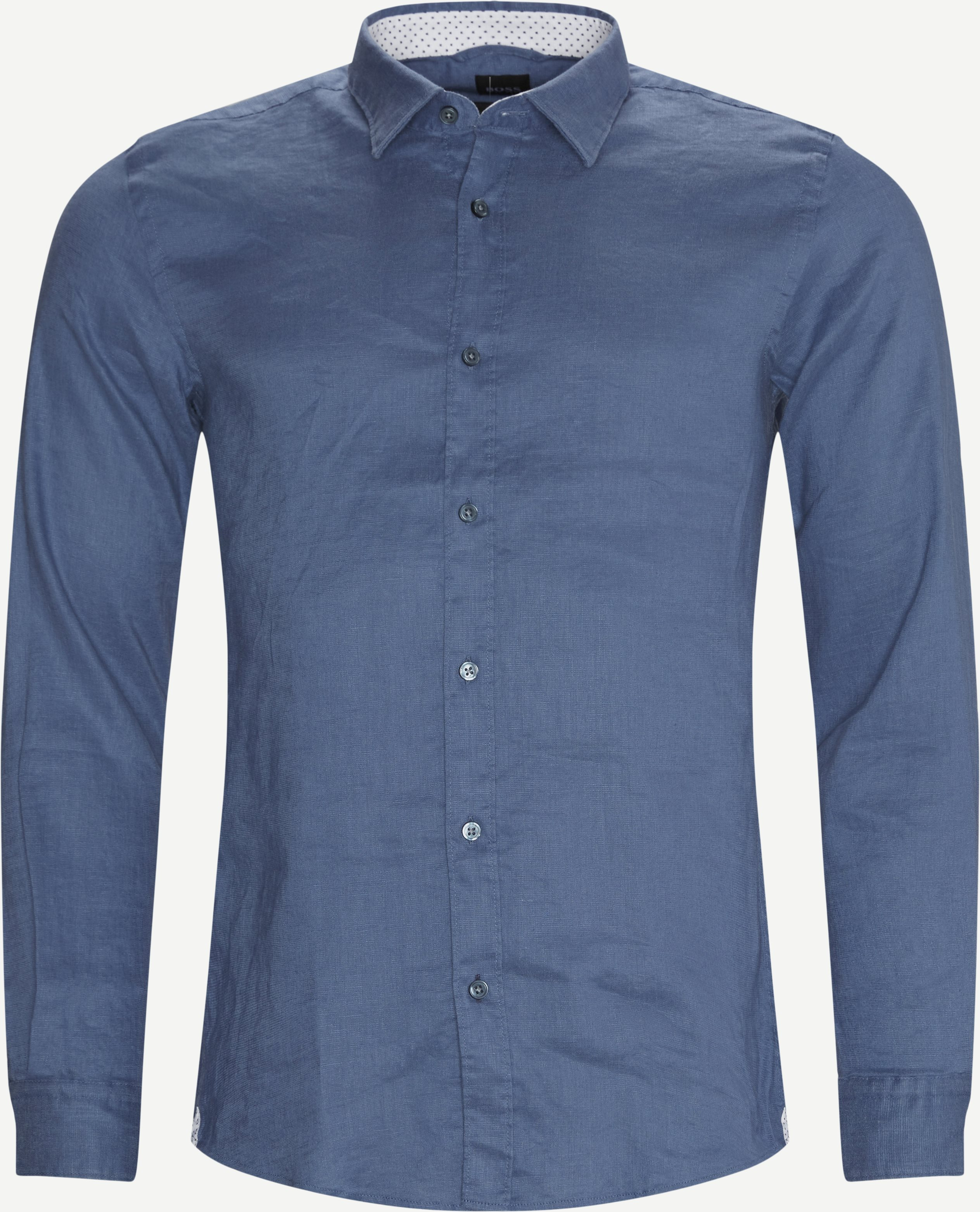 Ronni_53 Shirt - Shirts - Slim - Blue