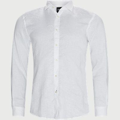 Ronni_53 Shirt Slim fit | Ronni_53 Shirt | White