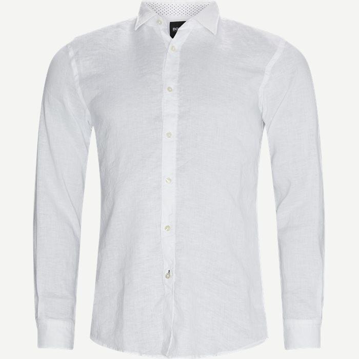 Ronni_53 Shirt - Shirts - Slim - White
