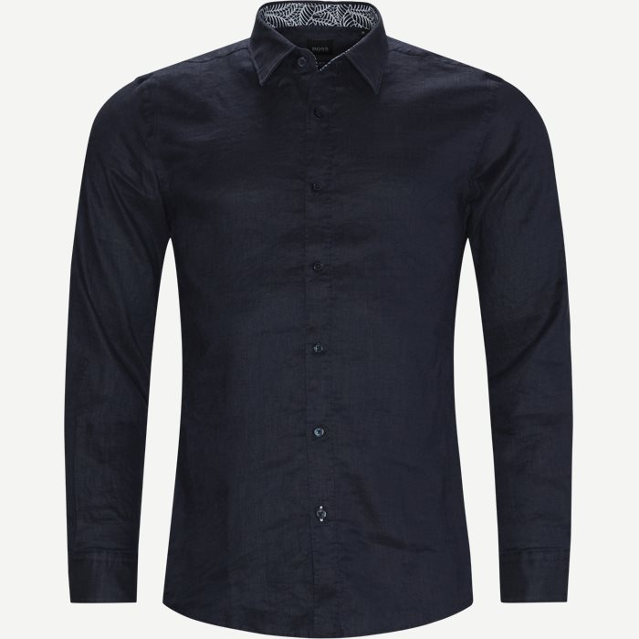 Ronni_53 Shirt - Shirts - Slim - Blue