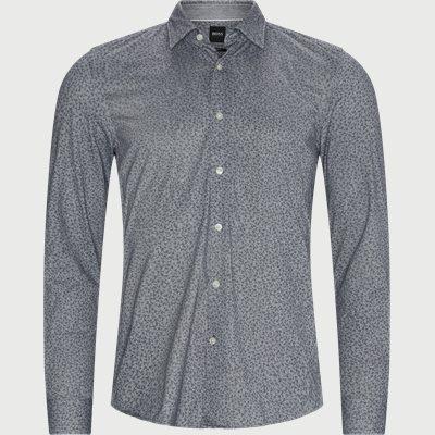 Ronni Skjorte Slim fit | Ronni Skjorte | Blå