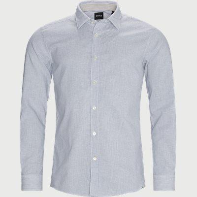 Ronni Shirt Slim fit | Ronni Shirt | Blå