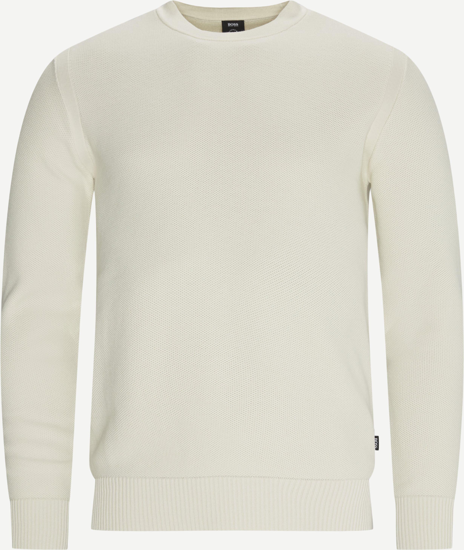 Palese Strik - Knitwear - Regular - Sand