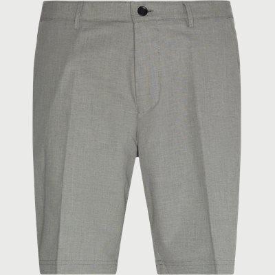 Regular | Shorts | Grau