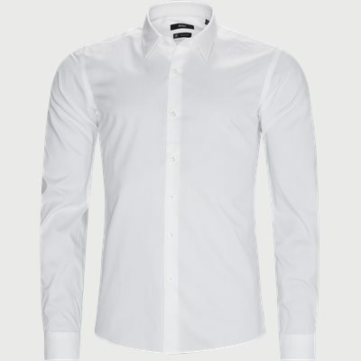 Elliot Skjorte Regular | Elliot Skjorte | Hvid
