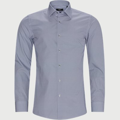 Jango Skjorte Slim | Jango Skjorte | Blå