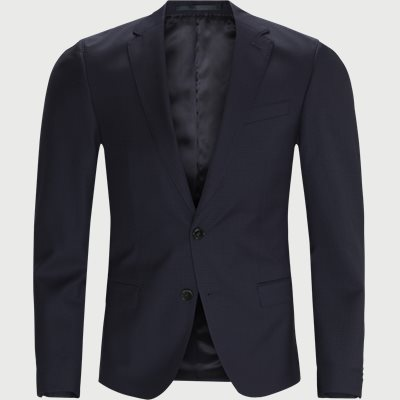 Slim fit | Kostymer | Blå