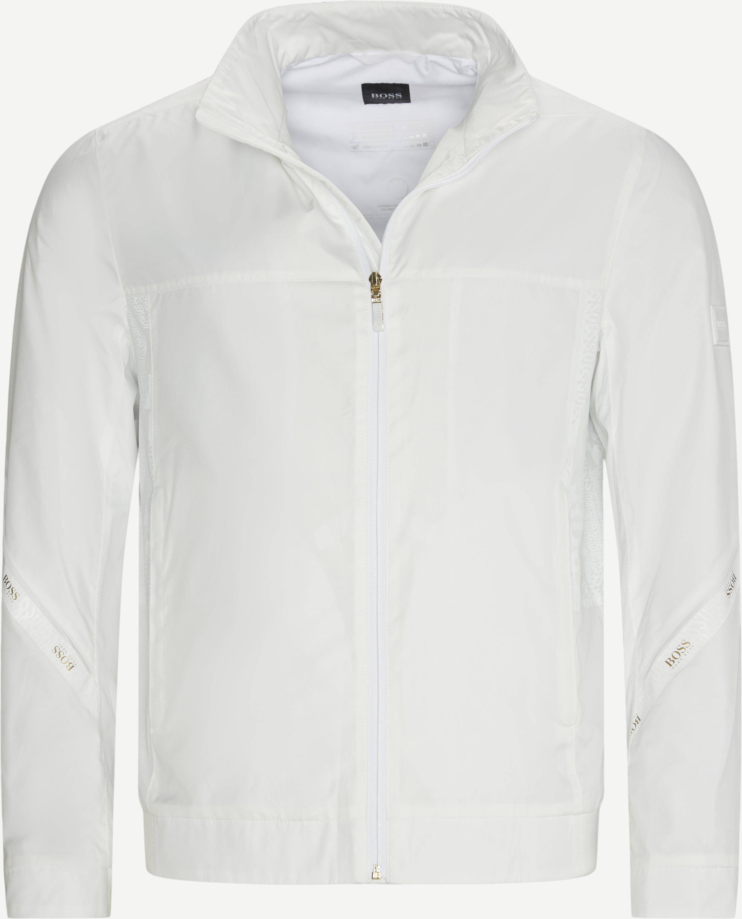 Zircon Jakke - Jackets - Regular - White