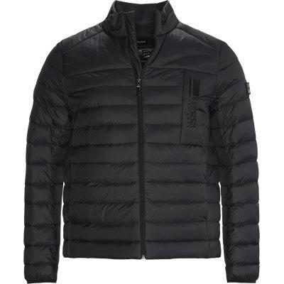 Basalt Jacket Regular fit   Basalt Jacket   Sort