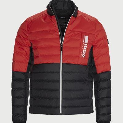 Basalt Jacket Regular | Basalt Jacket | Rød