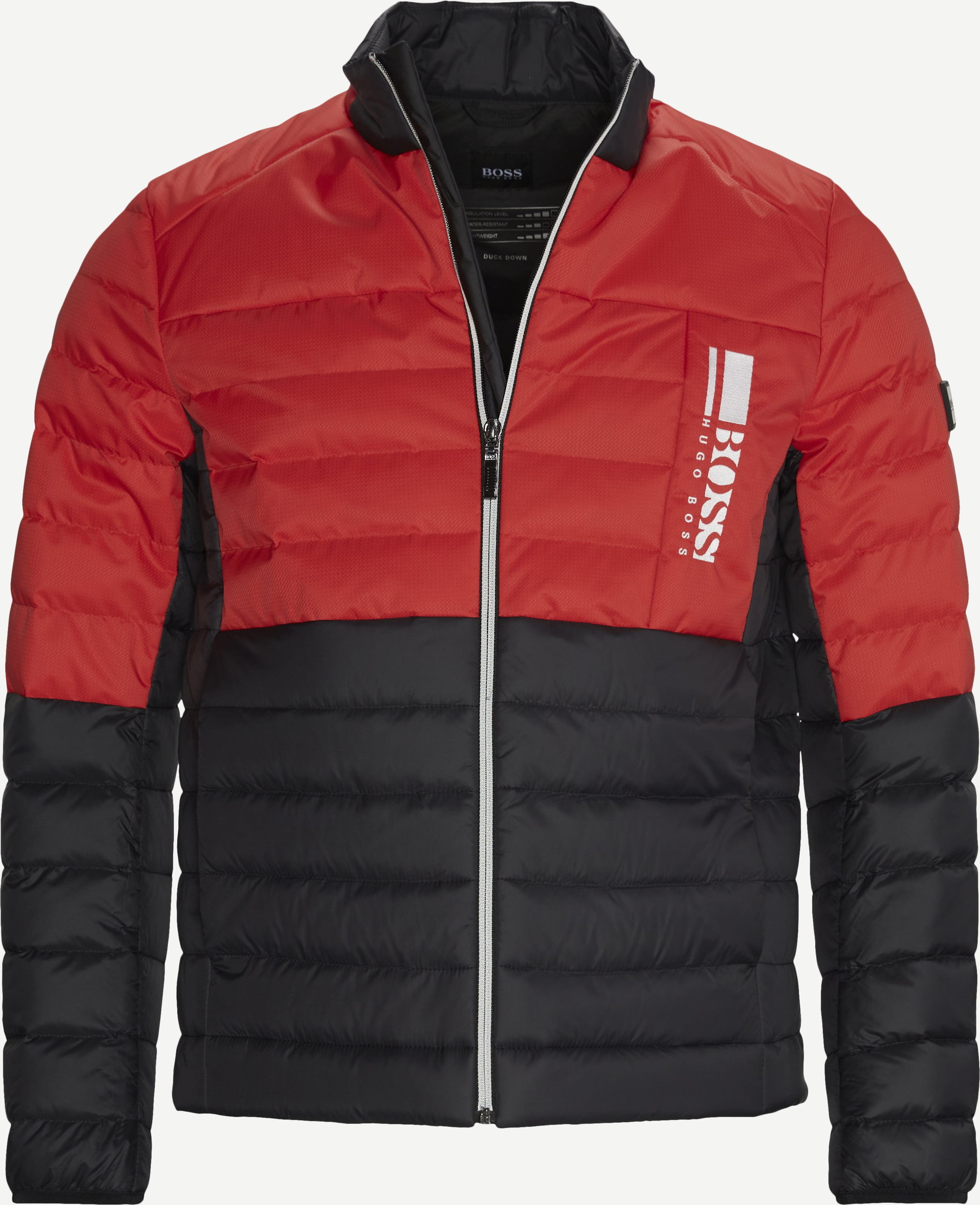 Jackets - Regular - Red