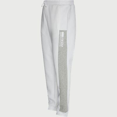 Hadiko Sweatpant Regular fit | Hadiko Sweatpant | Hvid