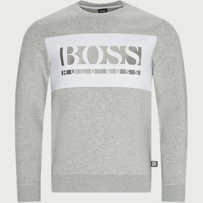 Salbo Crewneck Sweatshirt Regular | Salbo Crewneck Sweatshirt | Grå