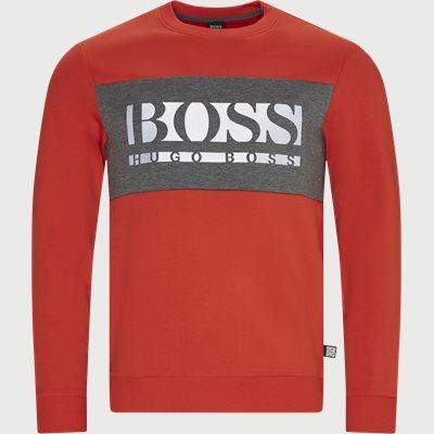 Regular | Sweatshirts | Orange