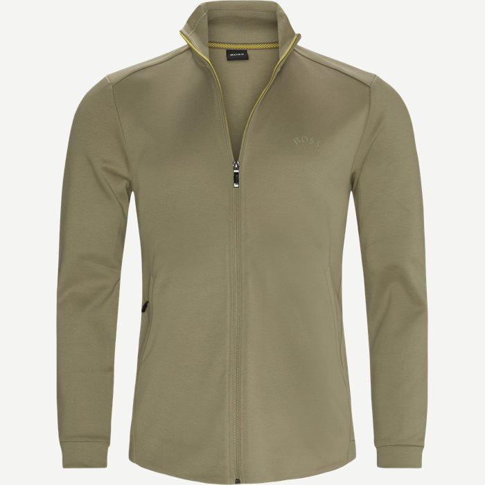Skaz Zip Sweatshirt - Sweatshirts - Regular - Armé