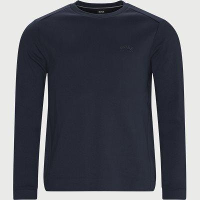 Salbo Crewneck Sweatshirt Regular | Salbo Crewneck Sweatshirt | Blå