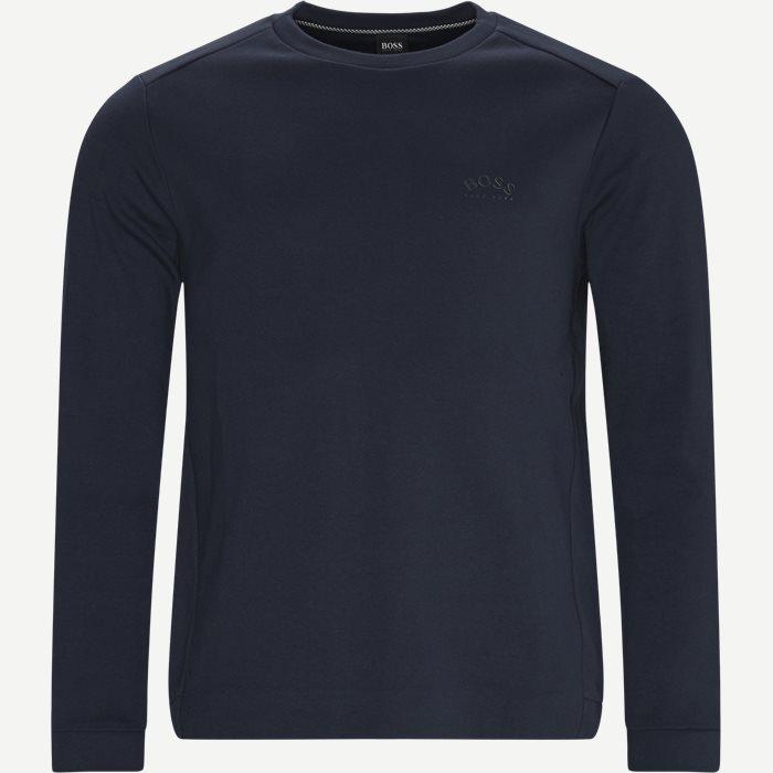 Salbo Crewneck Sweatshirt - Sweatshirts - Regular - Blå
