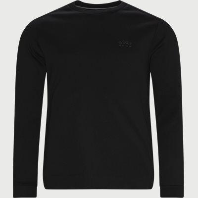 Salbo Crewneck Sweatshirt Regular | Salbo Crewneck Sweatshirt | Sort