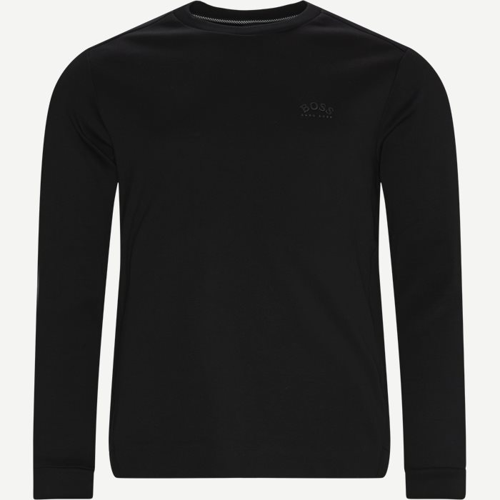 Salbo Crewneck Sweatshirt - Sweatshirts - Regular - Sort