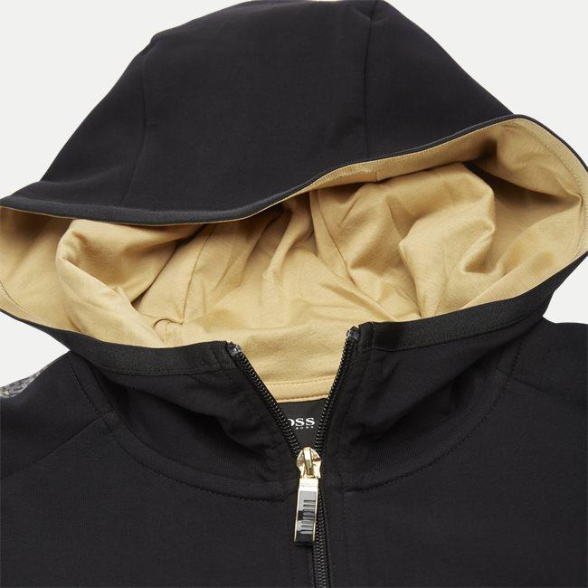 Saggy 2 Zip Sweatshirt
