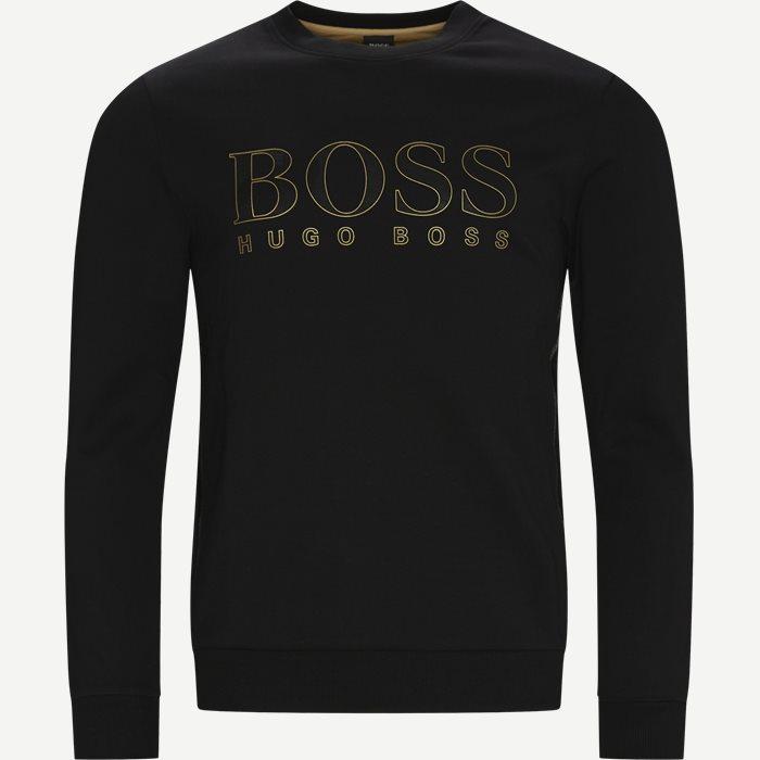 Salbo Iconic Crewneck Sweatshirt - Sweatshirts - Regular - Sort