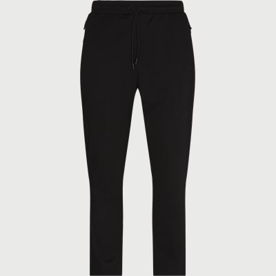 Hwoven Sweatpant Regular | Hwoven Sweatpant | Sort