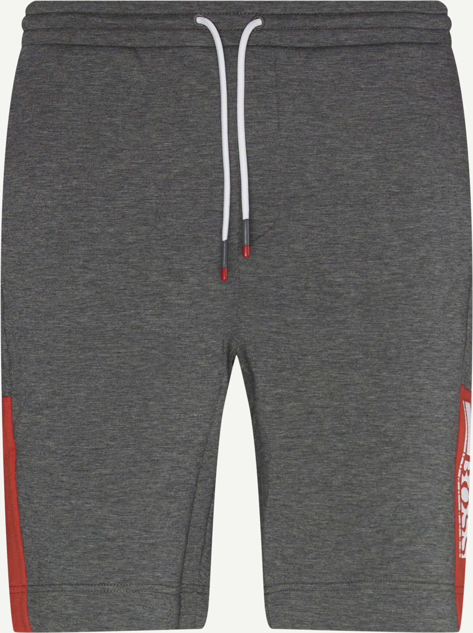 Shorts - Regular fit - Grau