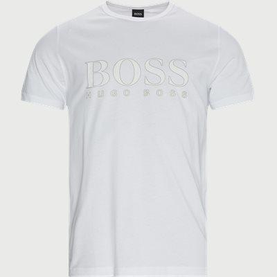Regular fit | T-Shirts | Weiß