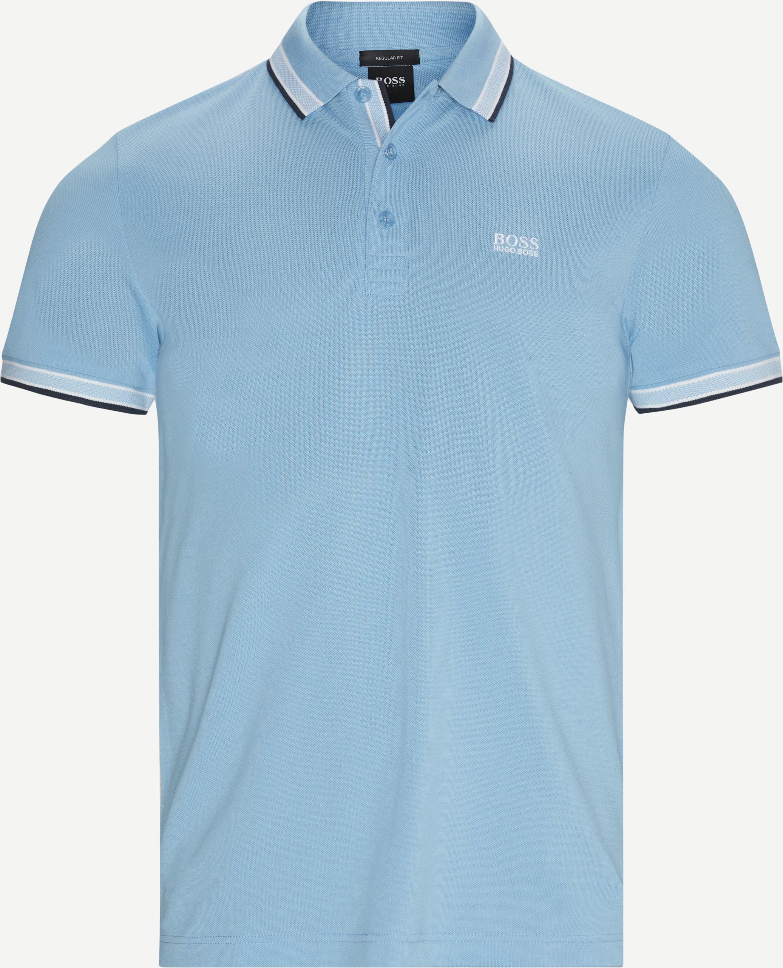 T-Shirts - Regular - Blau