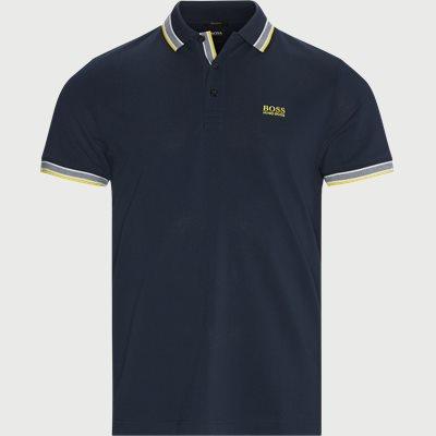 Paddy Polo T-shirt Regular fit | Paddy Polo T-shirt | Blå