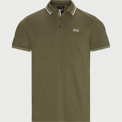 Paddy Polo T-shirt Regular fit | Paddy Polo T-shirt | Army