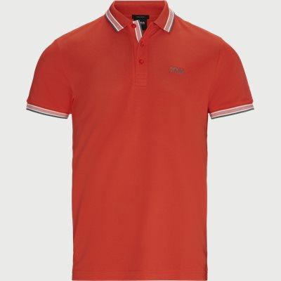 Paddy Polo T-shirt Regular fit | Paddy Polo T-shirt | Orange