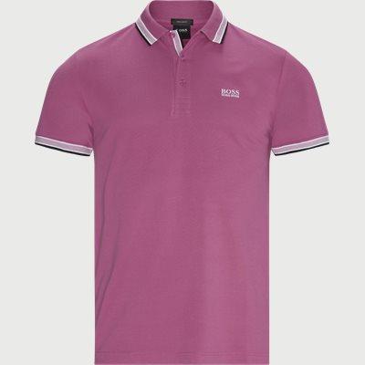 Paddy Polo T-shirt Regular fit | Paddy Polo T-shirt | Pink