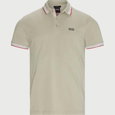Paddy Polo T-shirt Regular | Paddy Polo T-shirt | Sand