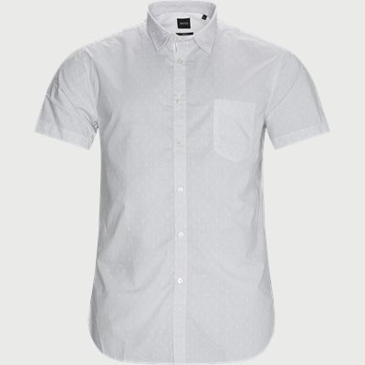 Magneton KÆ Skjorte Slim | Magneton KÆ Skjorte | Vit