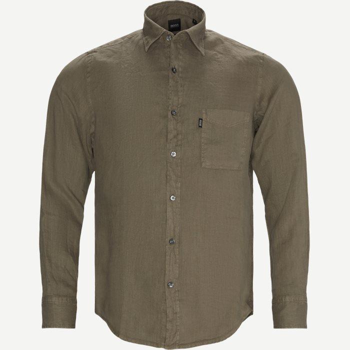 Relegant_2 Shirt - Shirts - Regular - Sand