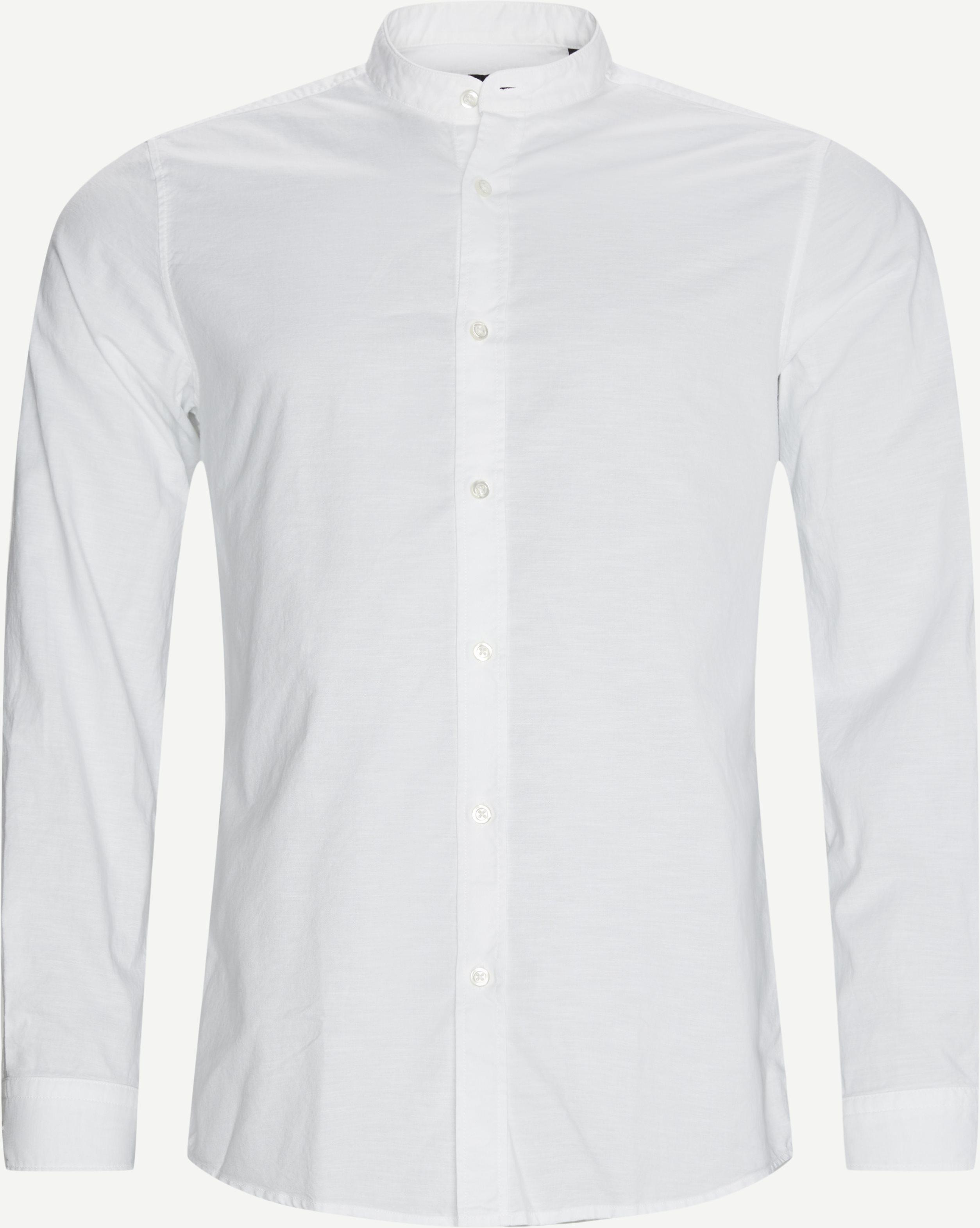 Race Skjorte - Skjortor - Regular - Vit