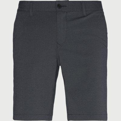 Slim fit | Shorts | Blå