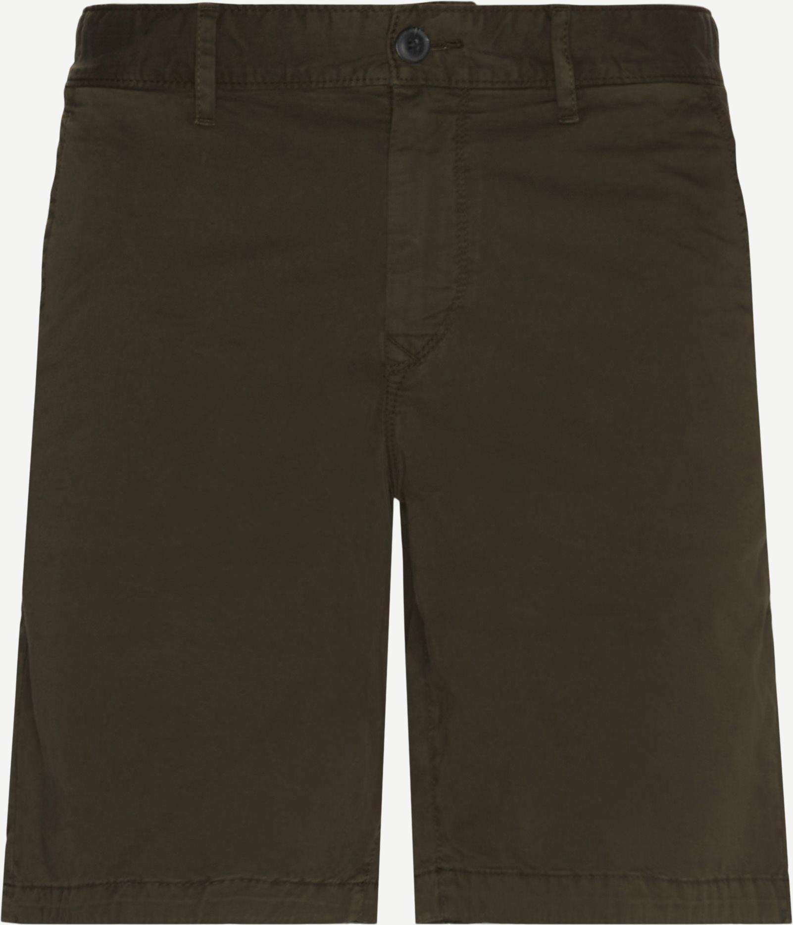 Shorts - Slim fit - Armé