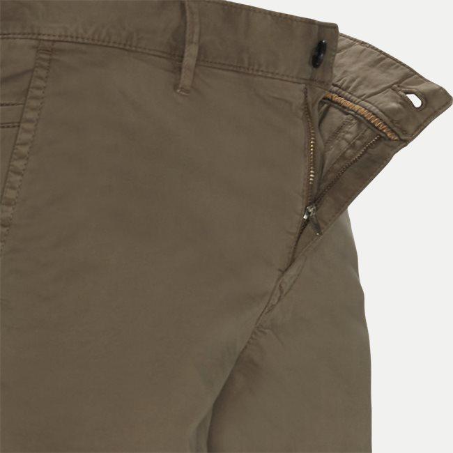 Chino Slim Shorts