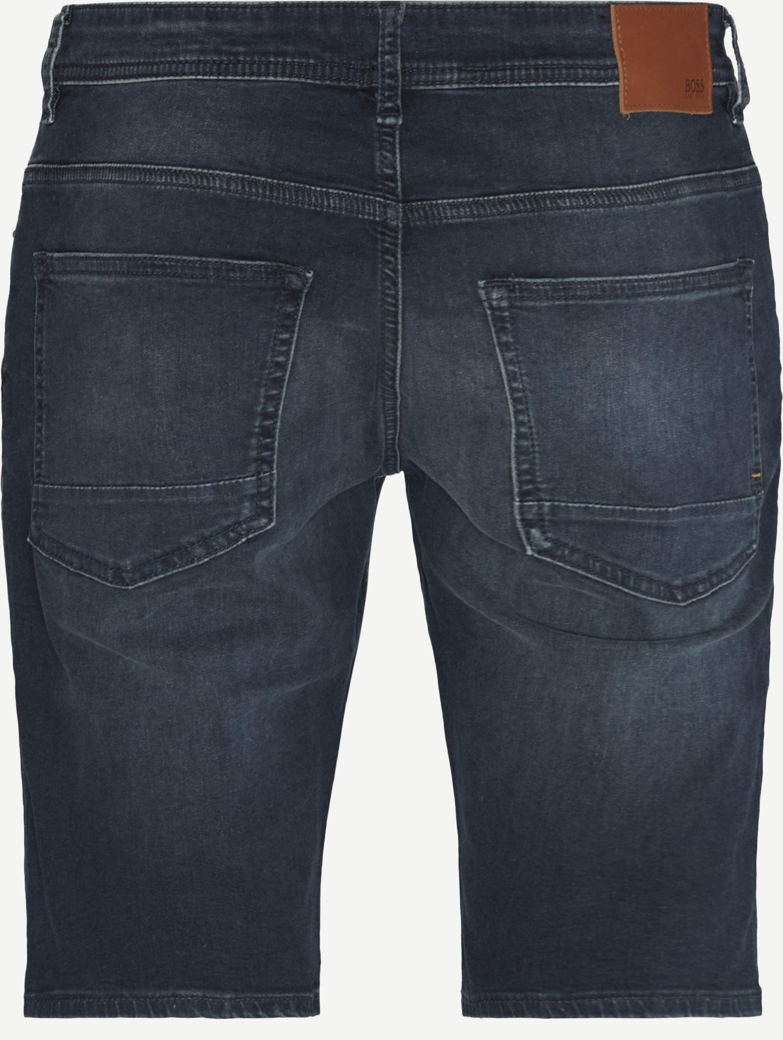 Shorts - Jeans-Blau