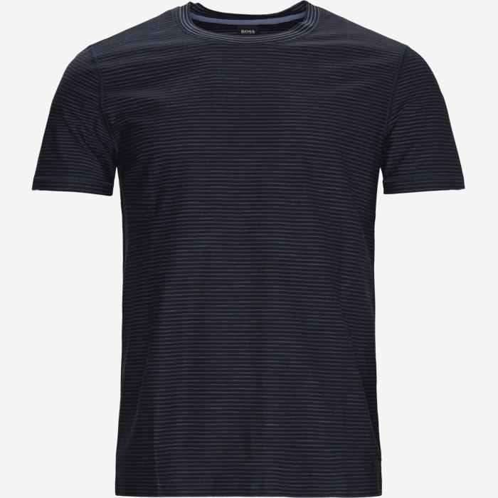 Tefloat T-shirt - T-shirts - Regular - Blue