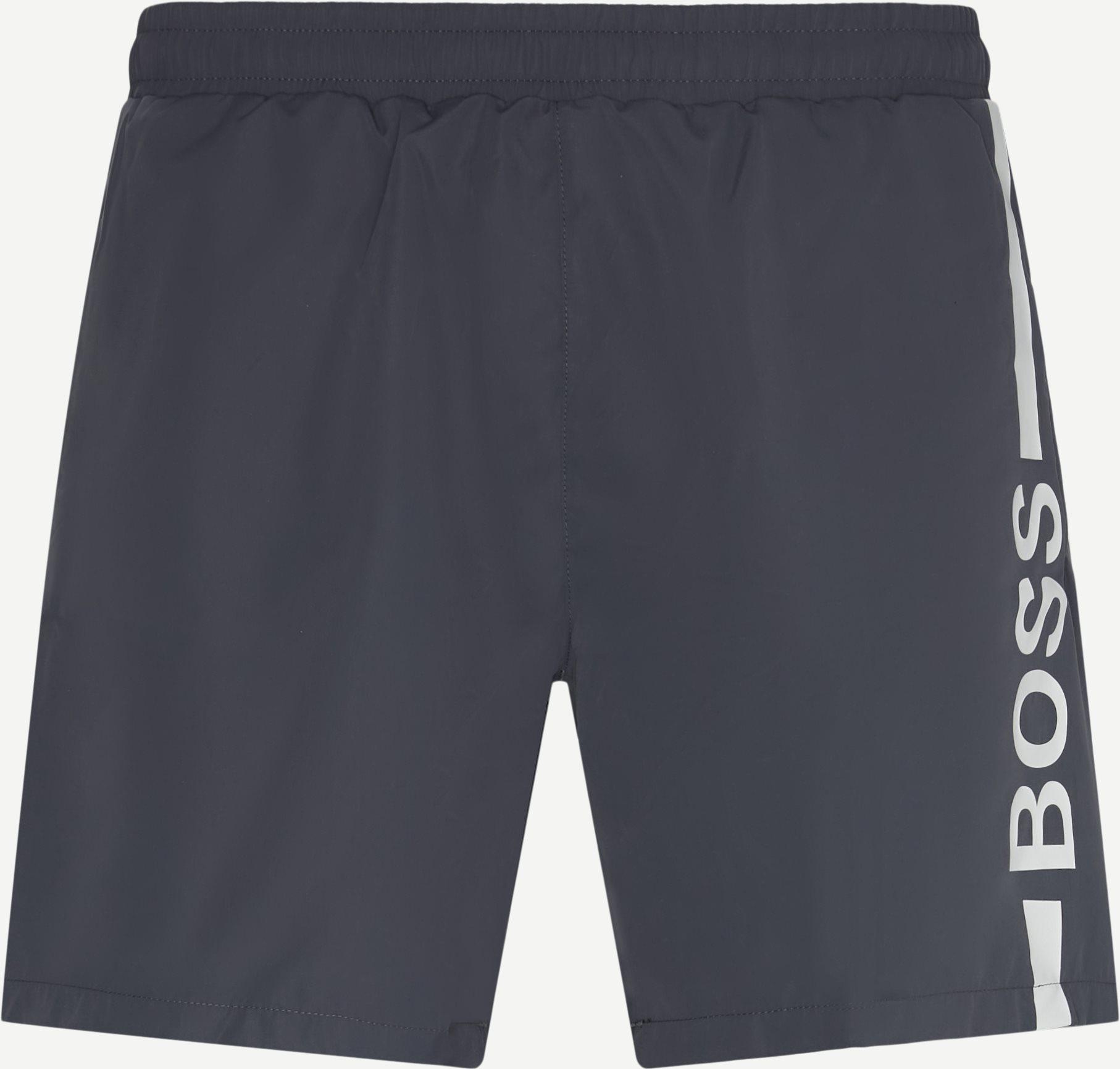 Shorts - Regular - Grau