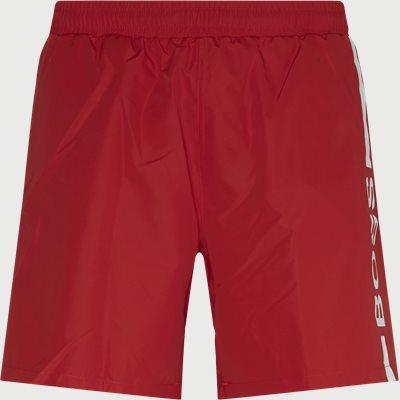 Regular | Shorts | Red