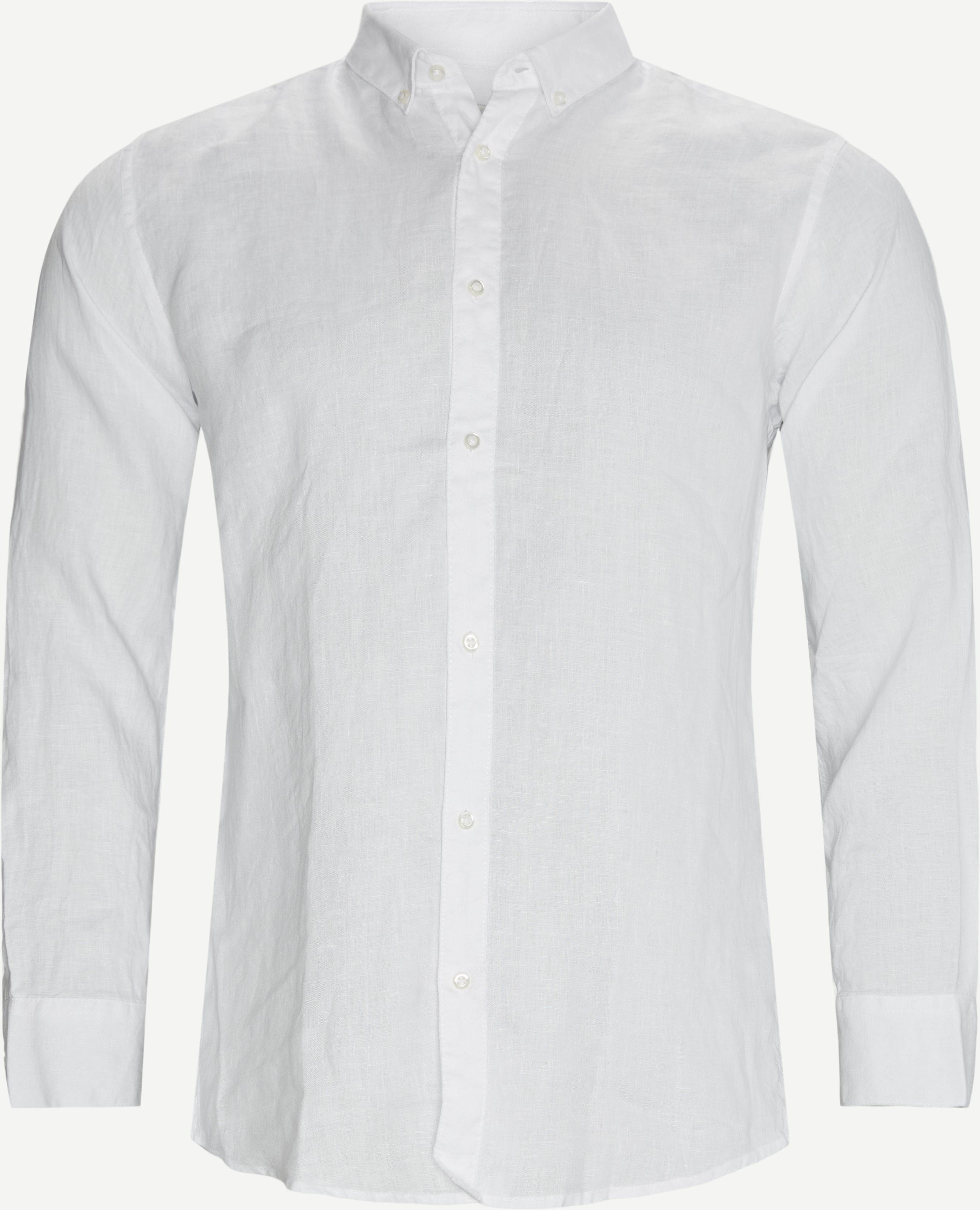 Kochi Skjorte - Skjorter - Regular - Hvid