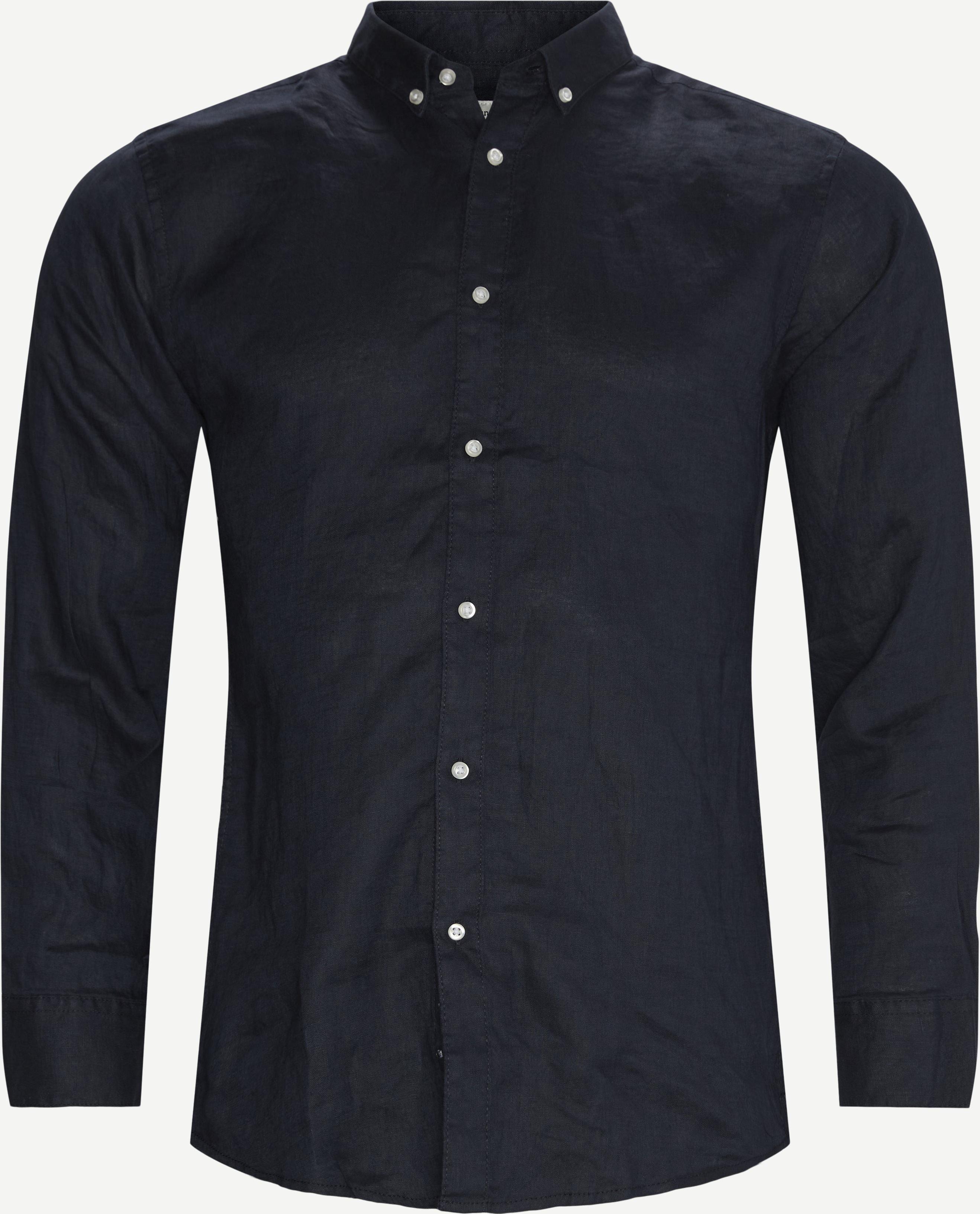 Kochi Skjorte - Skjortor - Regular - Blå